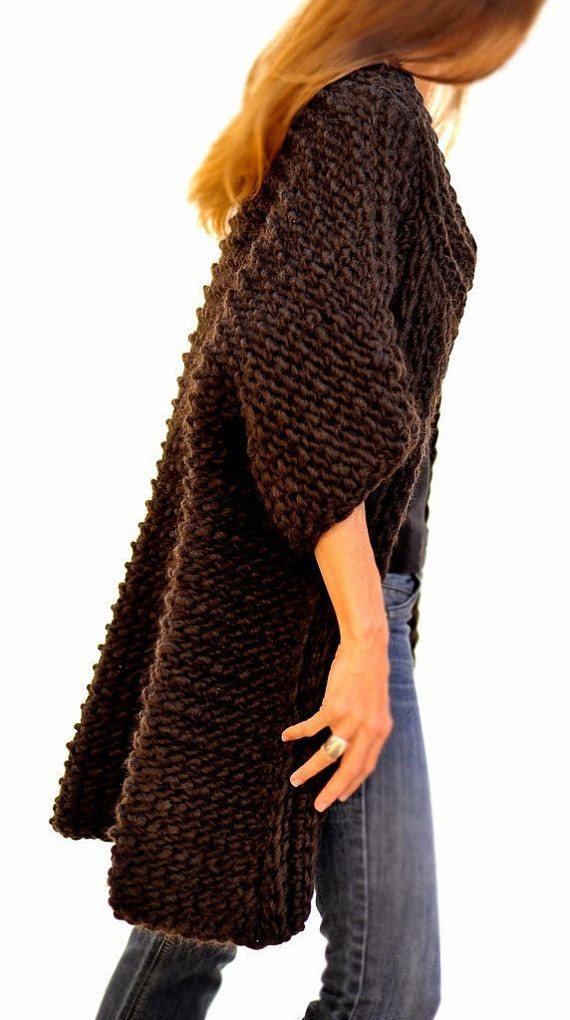 New Instructions to Make the Crochet Swing Coat Knitted Coat Patterns Of Charming 41 Models Knitted Coat Patterns
