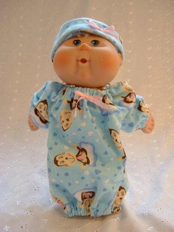New Items Similar to Cabbage Patch Newborn Doll Clothes Newborn Cabbage Patch Doll Of Brilliant 49 Pictures Newborn Cabbage Patch Doll