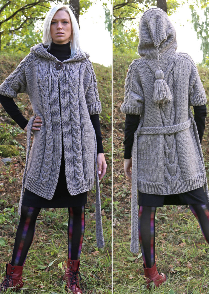 New Jacket and Coat Knitting Patterns Knitted Coat Patterns Of Charming 41 Models Knitted Coat Patterns