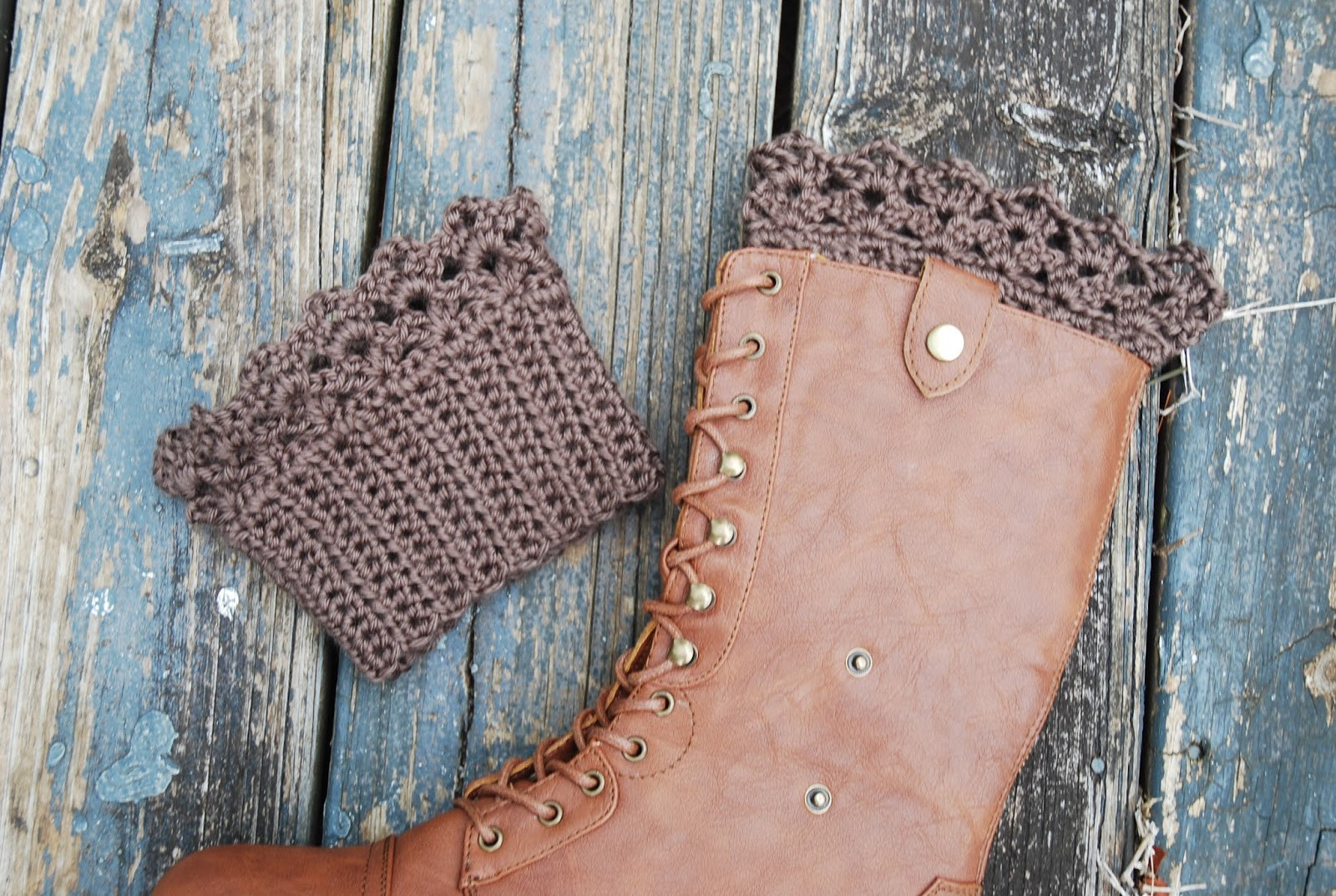 Kitty Adventures Lace Boot Cuffs
