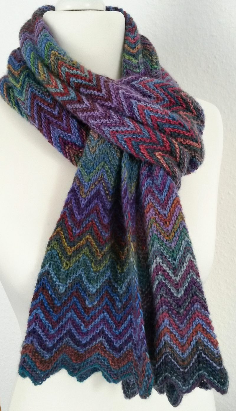 New Knit A Scarf by Selecting A Design From Knitted Scarf Designer Knitting Patterns Of Incredible 48 Pics Designer Knitting Patterns