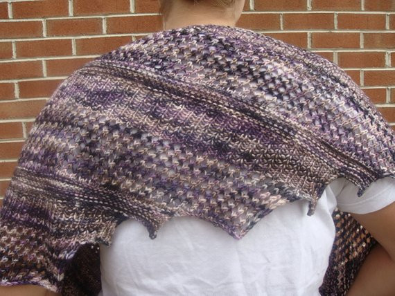 New Knit asymmetrical Shawl Scarf by Bkobbe On Etsy asymmetrical Shawl Of Fresh 43 Images asymmetrical Shawl