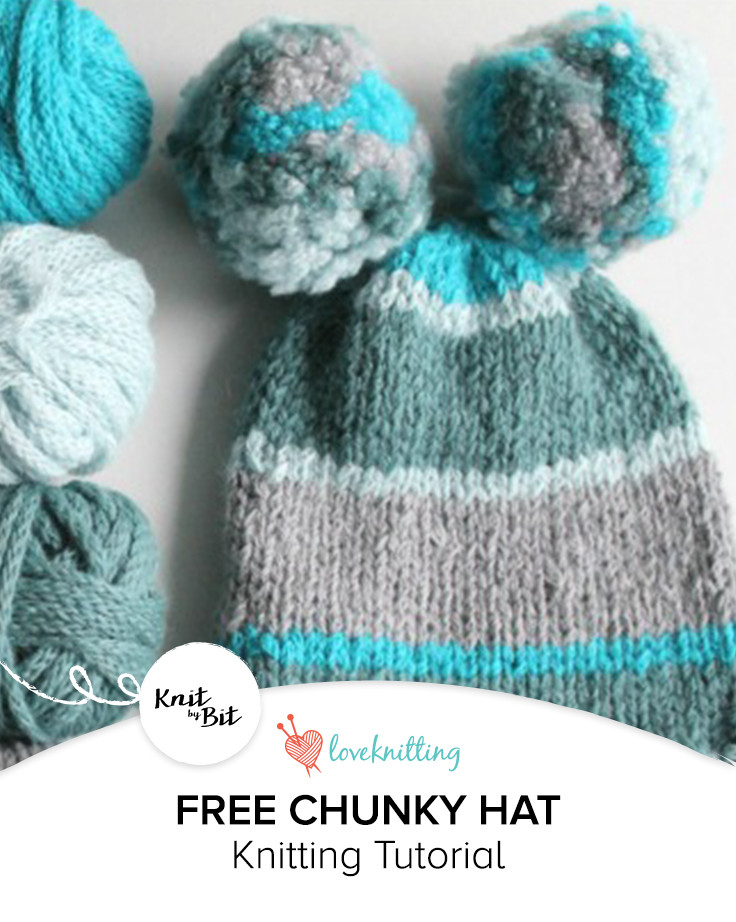 New Knit by Bit Free Chunky Hat Knitting Pattern Free Chunky Knitting Patterns Of Brilliant 46 Ideas Free Chunky Knitting Patterns