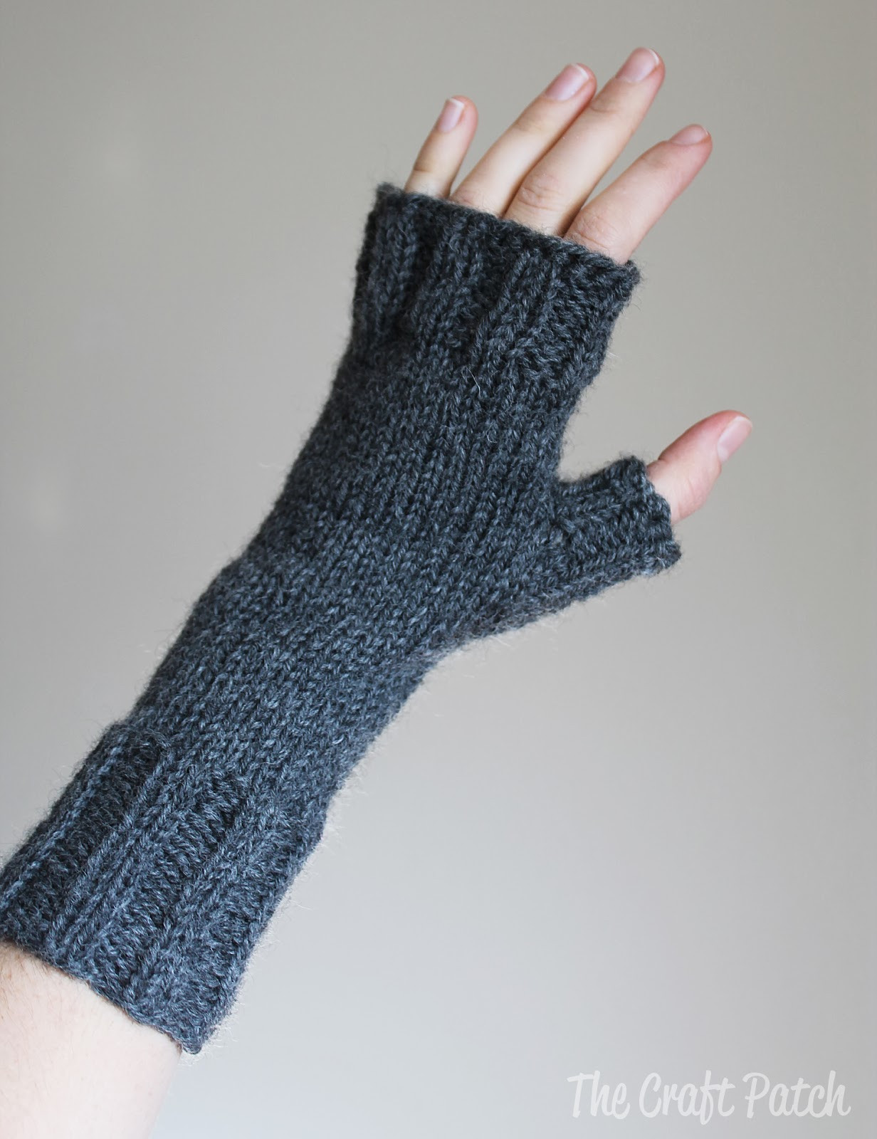 New Knitted Fingerless Gloves thecraftpatchblog Gloves Knitting Pattern Of Contemporary 45 Images Gloves Knitting Pattern