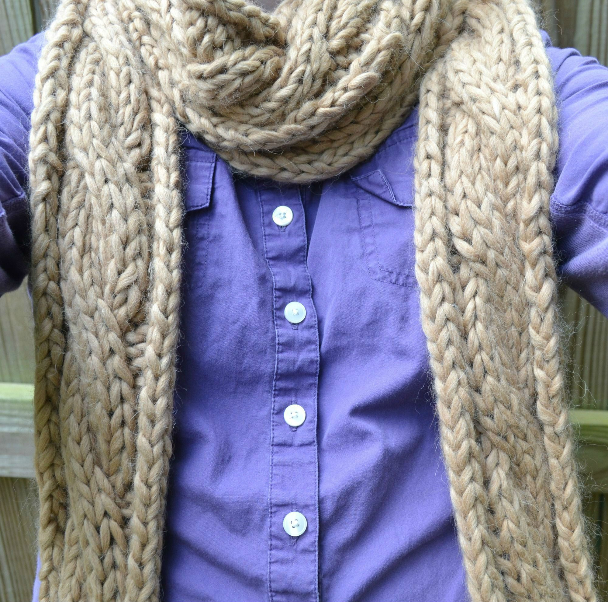 New Knitting with Bulky Yarn Pros and Cons Bulky Yarn Scarf Pattern Of Top 47 Ideas Bulky Yarn Scarf Pattern