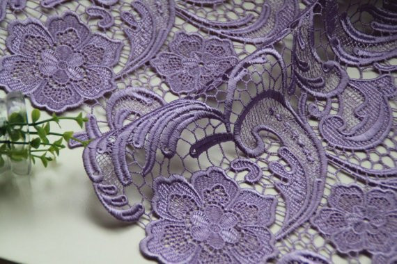 New Lavender Crocheted Lace Fabric Retro Floral Lace Fabric Crochet Lace Fabric Of Attractive 45 Images Crochet Lace Fabric