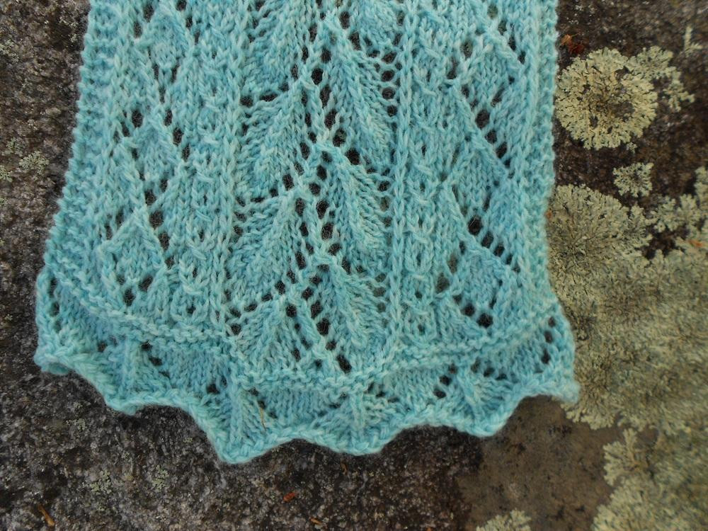 New Leaf Knitting Patterns On Craftsy Lacy Scarf Knitting Pattern Of Superb 46 Models Lacy Scarf Knitting Pattern