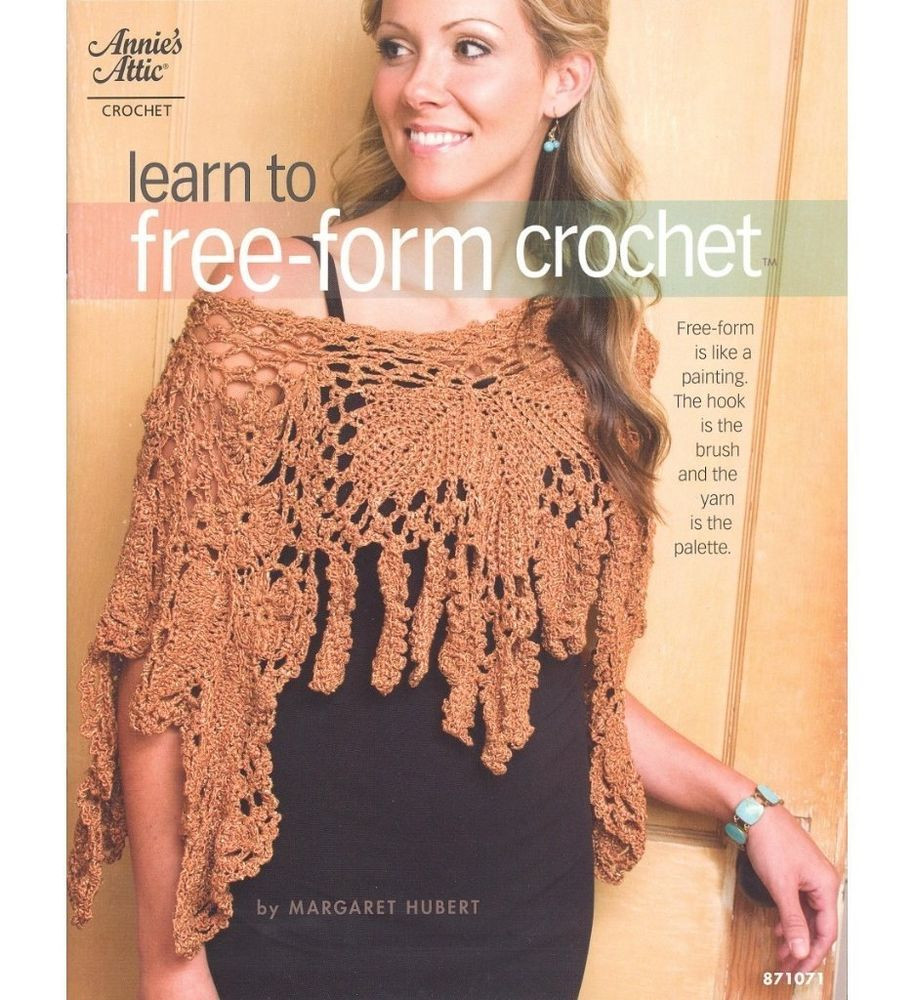 New Learn to Free form Crochet Pattern Book Annie S attic Annie's attic Crochet Of Lovely 45 Pics Annie's attic Crochet
