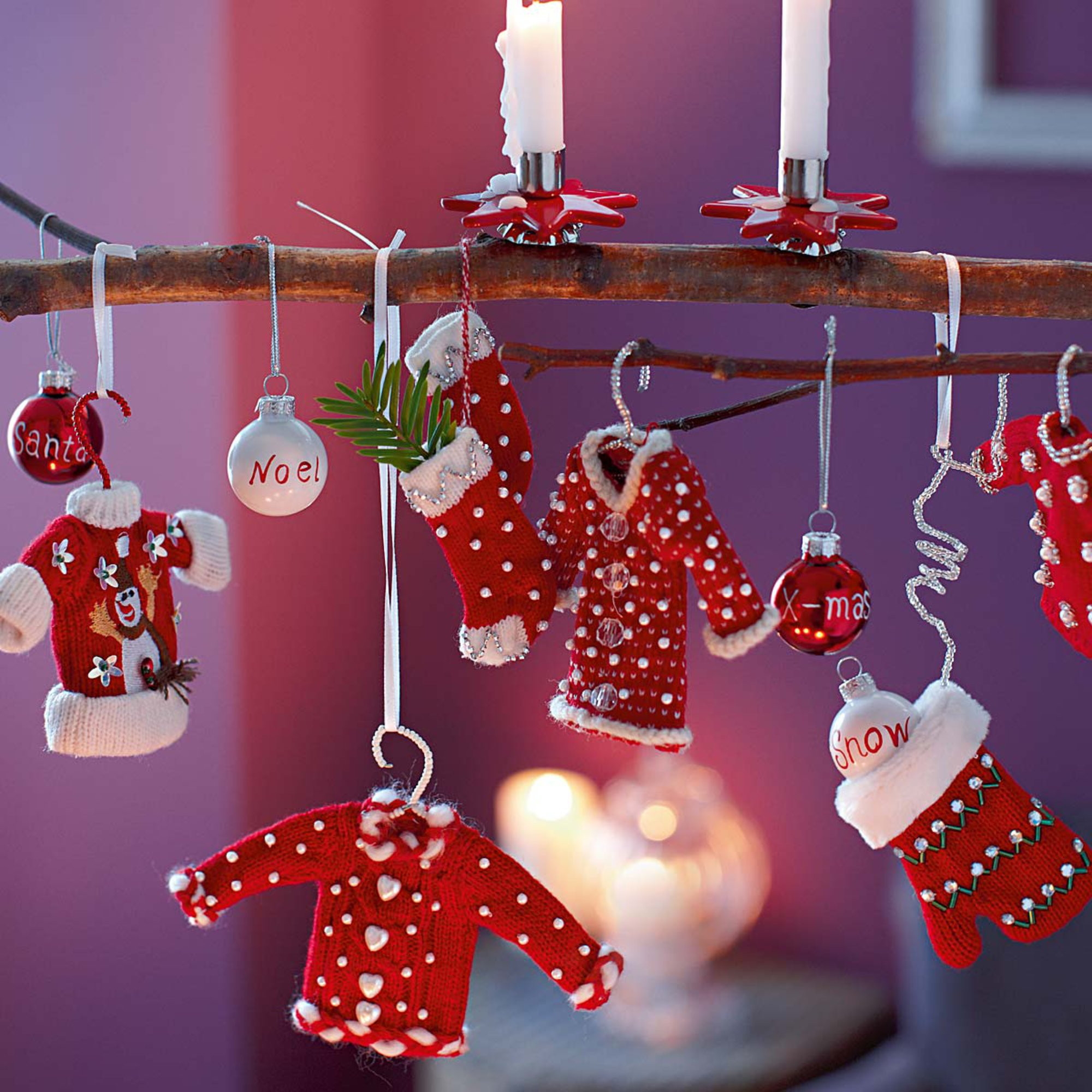New Let the Tradition Remain Intact with the Typical Red Red Christmas Decorations Of Fresh 42 Images Red Christmas Decorations