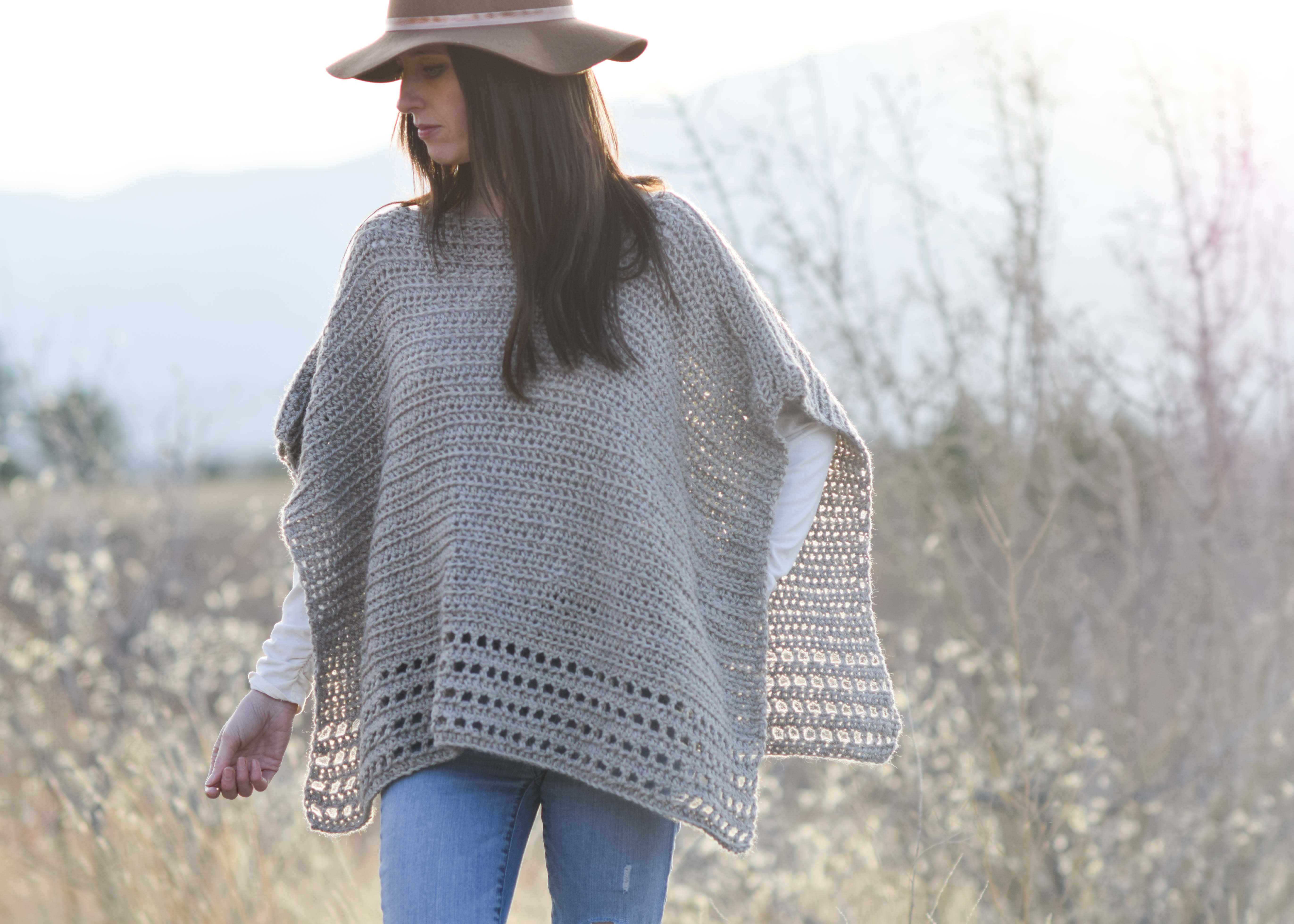 New Light Alpaca Poncho Crochet Pattern – Mama In A Stitch Ponco Crochet Of Great 49 Images Ponco Crochet