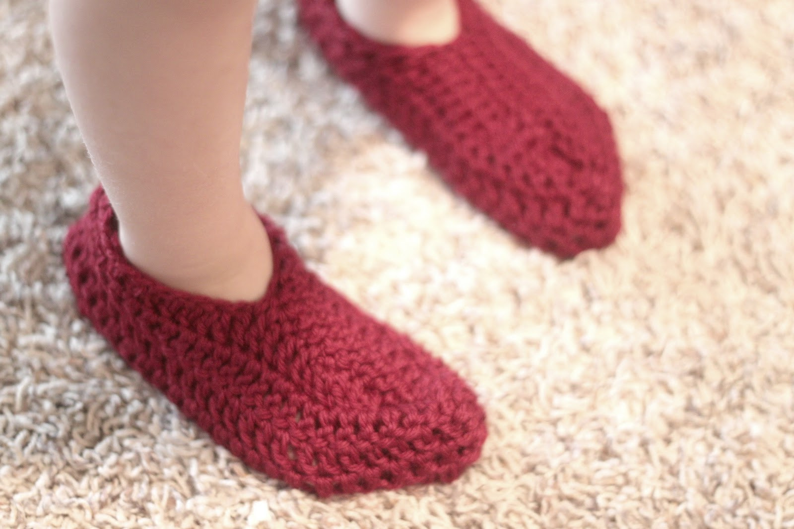 New Lily & Thistle Easy Crocheted Elf Slippers and A Winner Easy Crochet Slippers Of Gorgeous 46 Photos Easy Crochet Slippers