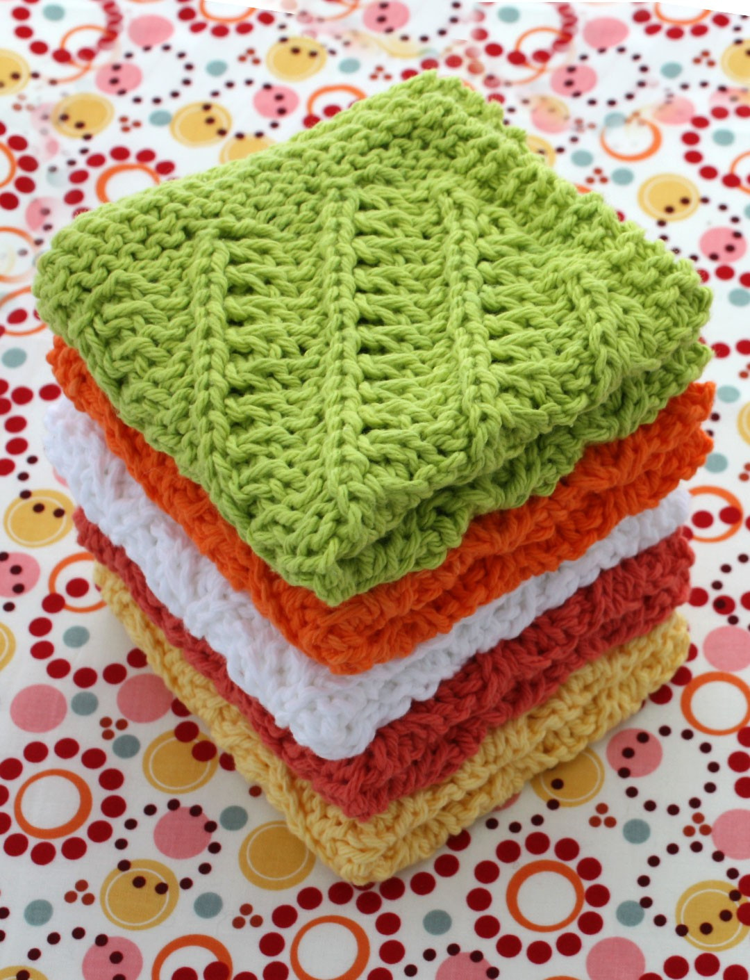 New Lily Diagonal Stitch Dishcloth Knit Pattern Dishcloth Patterns Of Charming 41 Images Dishcloth Patterns