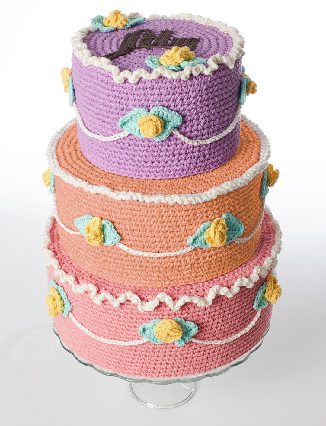 New Lily Let them Eat Cake Crochet Pattern Crochet Cake Of Incredible 40 Ideas Crochet Cake