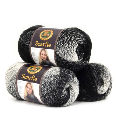 New Lion Brand Yarn Scarfie Wool Acrylic Fashion Yarn 3 Pack Lion Brand Scarfie Of Lovely 48 Photos Lion Brand Scarfie