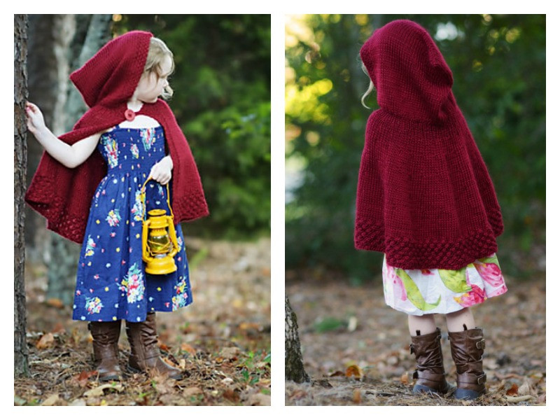 New Little Red Riding Hood Cape Free Knitting Pattern Red Riding Hood Cape Pattern Of Charming 43 Pictures Red Riding Hood Cape Pattern