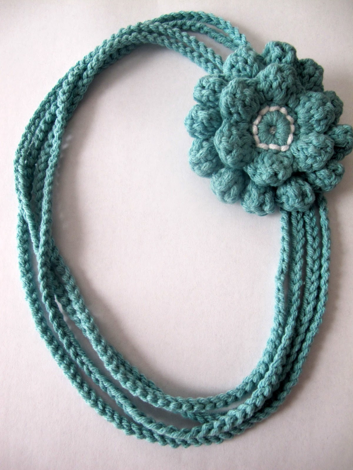 New Love City Get Hooked 4 the Crochet Chain Necklace Crochet Jewlery Patterns Of Fresh 48 Models Crochet Jewlery Patterns