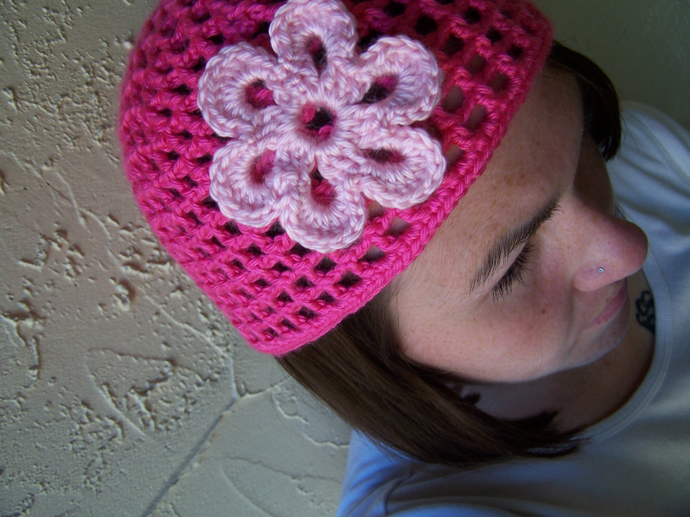 New Lydia S Lovelies Pink Crochet Hat Of Great 43 Models Pink Crochet Hat