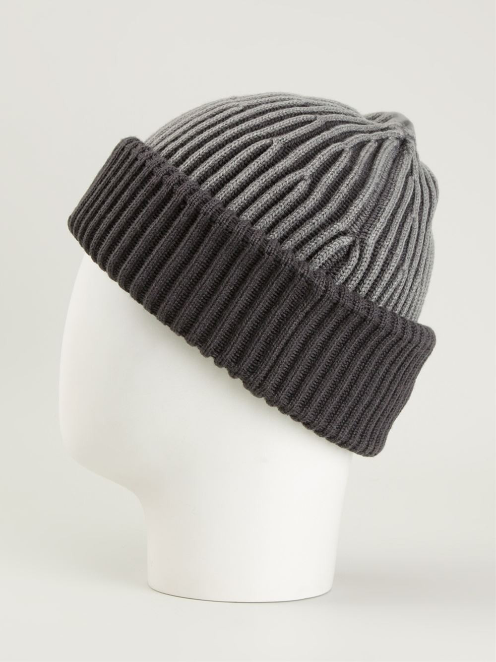 New Lyst Stone island Ribbed Hat In Gray for Men Ribbed Hat Of Amazing 42 Pictures Ribbed Hat