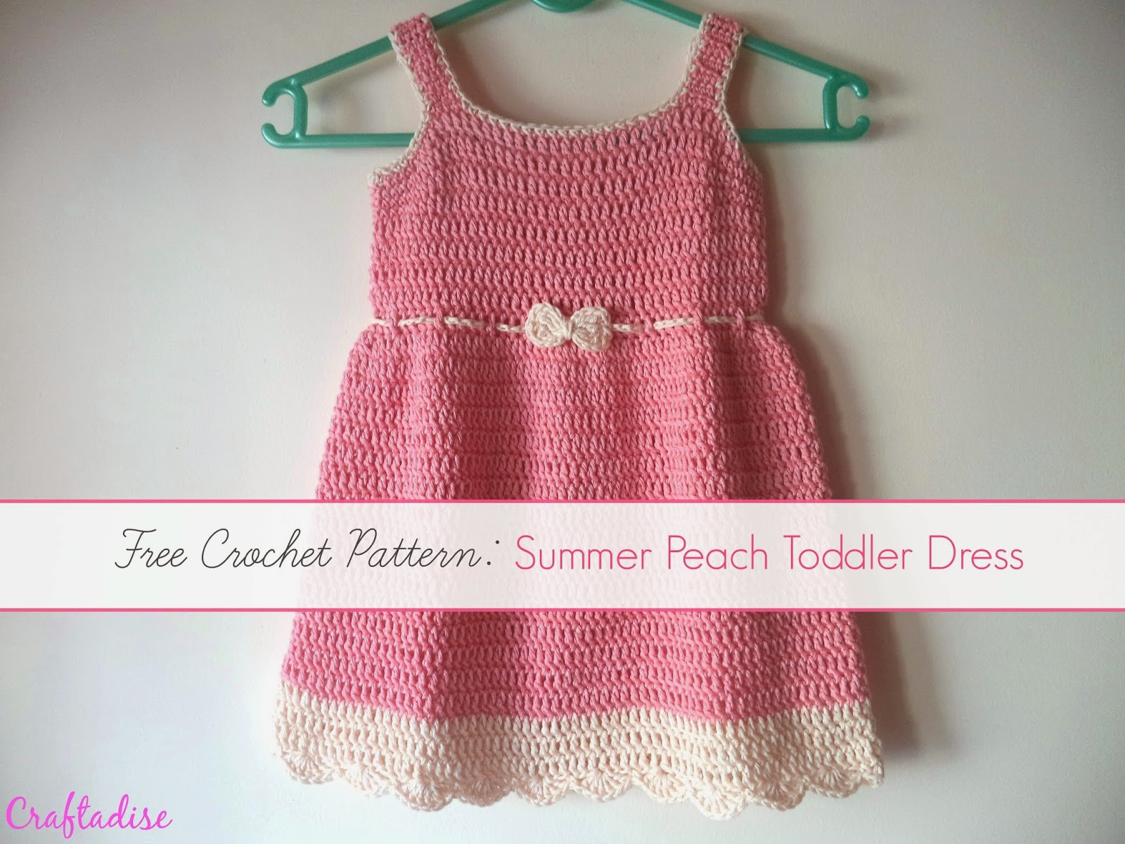 New Made In Craftadise Free Crochet toddler Dress Patterns Of Delightful 45 Pics Free Crochet toddler Dress Patterns