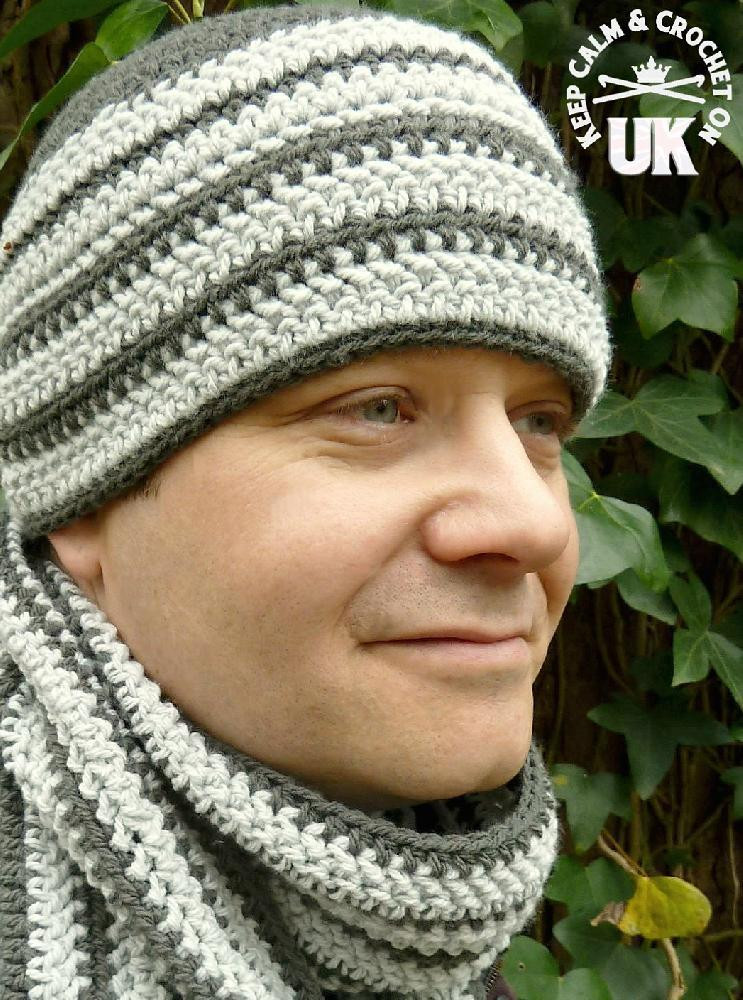 New Making Tracks Men S Hat and Scarf Set Crochet Pattern by Hat and Scarf Crochet Pattern Of Lovely 41 Pictures Hat and Scarf Crochet Pattern