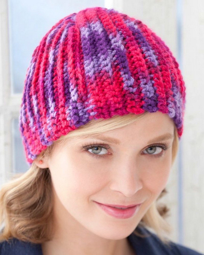 New Martha Beanie In Red Heart with Love Multis Lw3076 Red Heart Crochet Hat Patterns Of Luxury 43 Pics Red Heart Crochet Hat Patterns