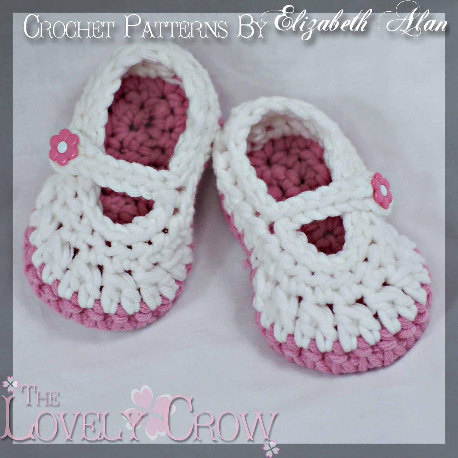 New Mary Janes Crochet Pattern for Bulky Yarn Baby button Crochet Baby Shoes Pattern Of Delightful 50 Pictures Crochet Baby Shoes Pattern