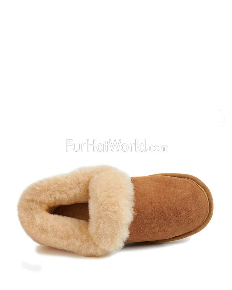 New Men S soft Leather sole Sheepskin Slippers Furhatworld Leather sole Slippers Of Fresh 46 Models Leather sole Slippers