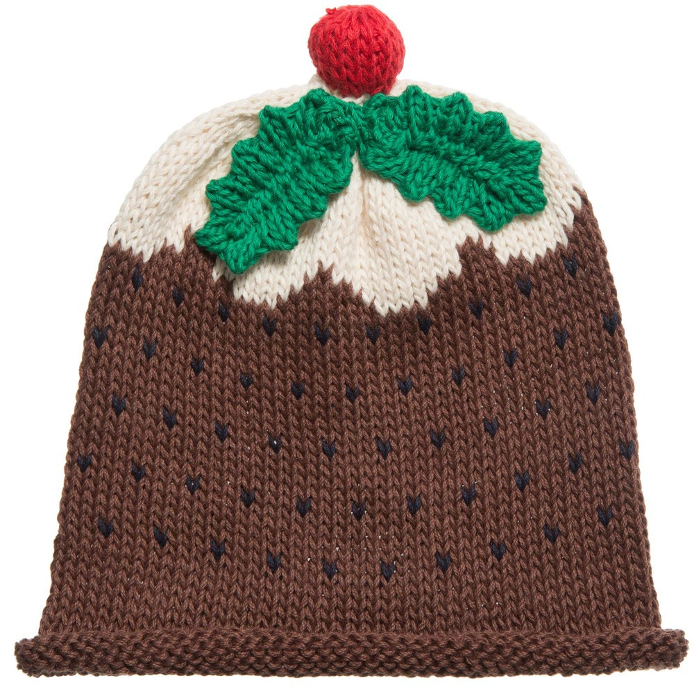 New Merry Berries Knitted Christmas Pudding Baby Hat Knitted Christmas Hats Of Adorable 50 Models Knitted Christmas Hats
