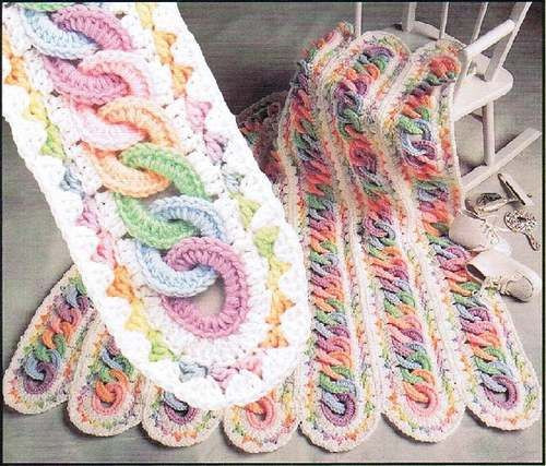 New Mile A Minute Interlocking Rings Blanket Tutorial with Mile A Minute Crochet Of Beautiful 37 Photos Mile A Minute Crochet