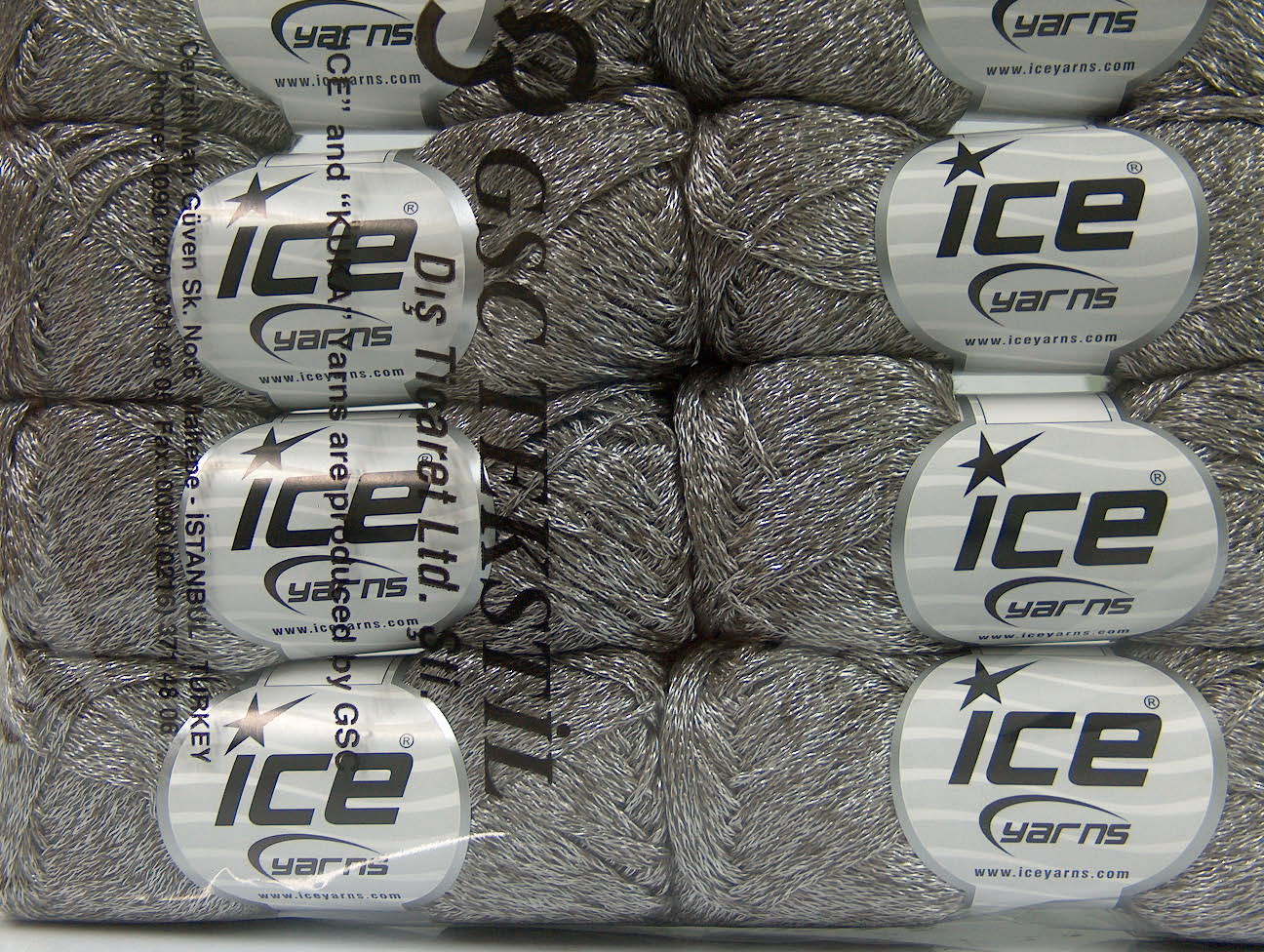 Misc Sale Grey Closeout Yarns