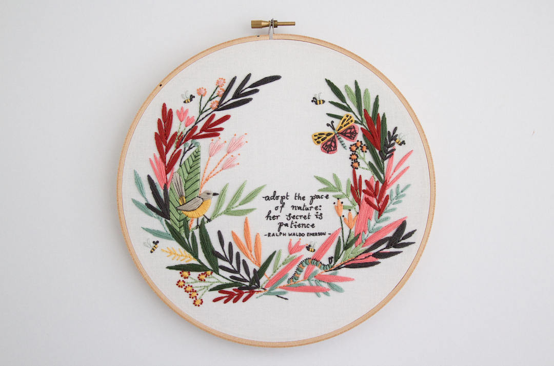 New Modern Embroidery Patterns Highlight the Collaborative Modern Embroidery Patterns Of Brilliant 49 Pics Modern Embroidery Patterns