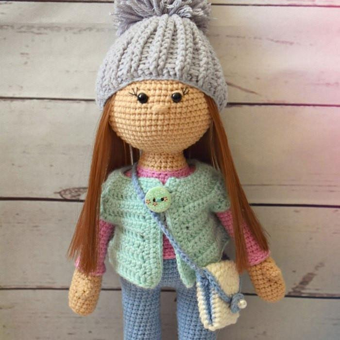 New Molly Doll Crochet Pattern Printable Pdf – Amigurumi Printable Crochet Patterns Of New 42 Pictures Printable Crochet Patterns