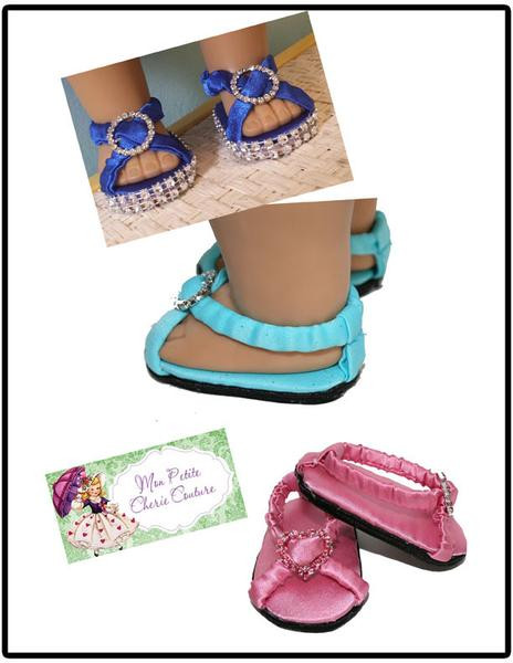 New Mon Petite Cherie Couture Diamond Sandals Doll Clothes Doll Shoes Pattern Of Lovely 46 Pictures Doll Shoes Pattern