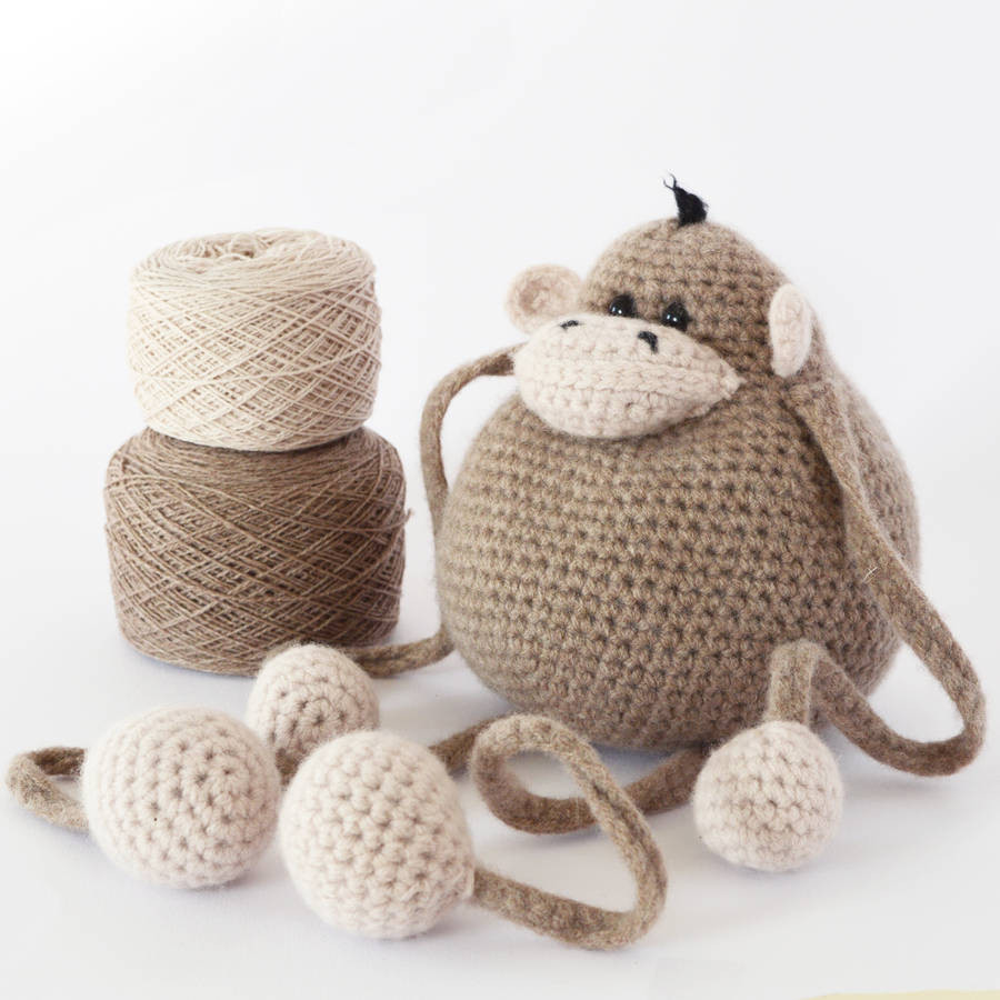 New Monkey Crochet Kit by Warm Pixie Diy Crochet Kit for Beginners Of Unique 40 Models Crochet Kit for Beginners