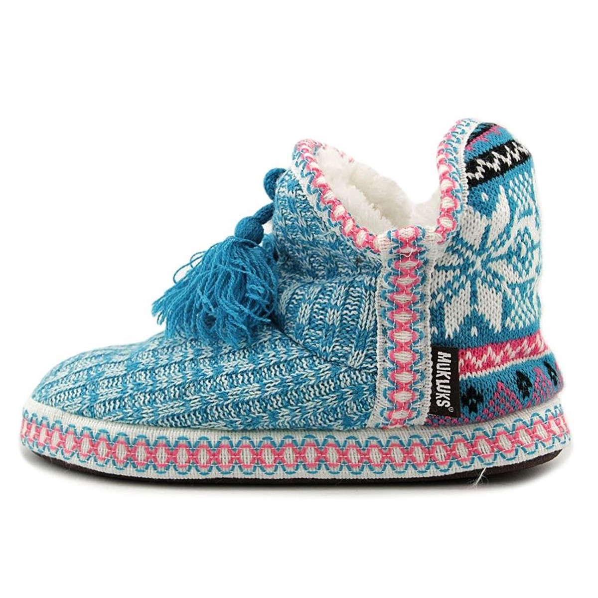 New Muk Luks Womens Slipper Boots Indoor House Shoes Cute Knitted Slipper Boots Of Superb 41 Pics Knitted Slipper Boots