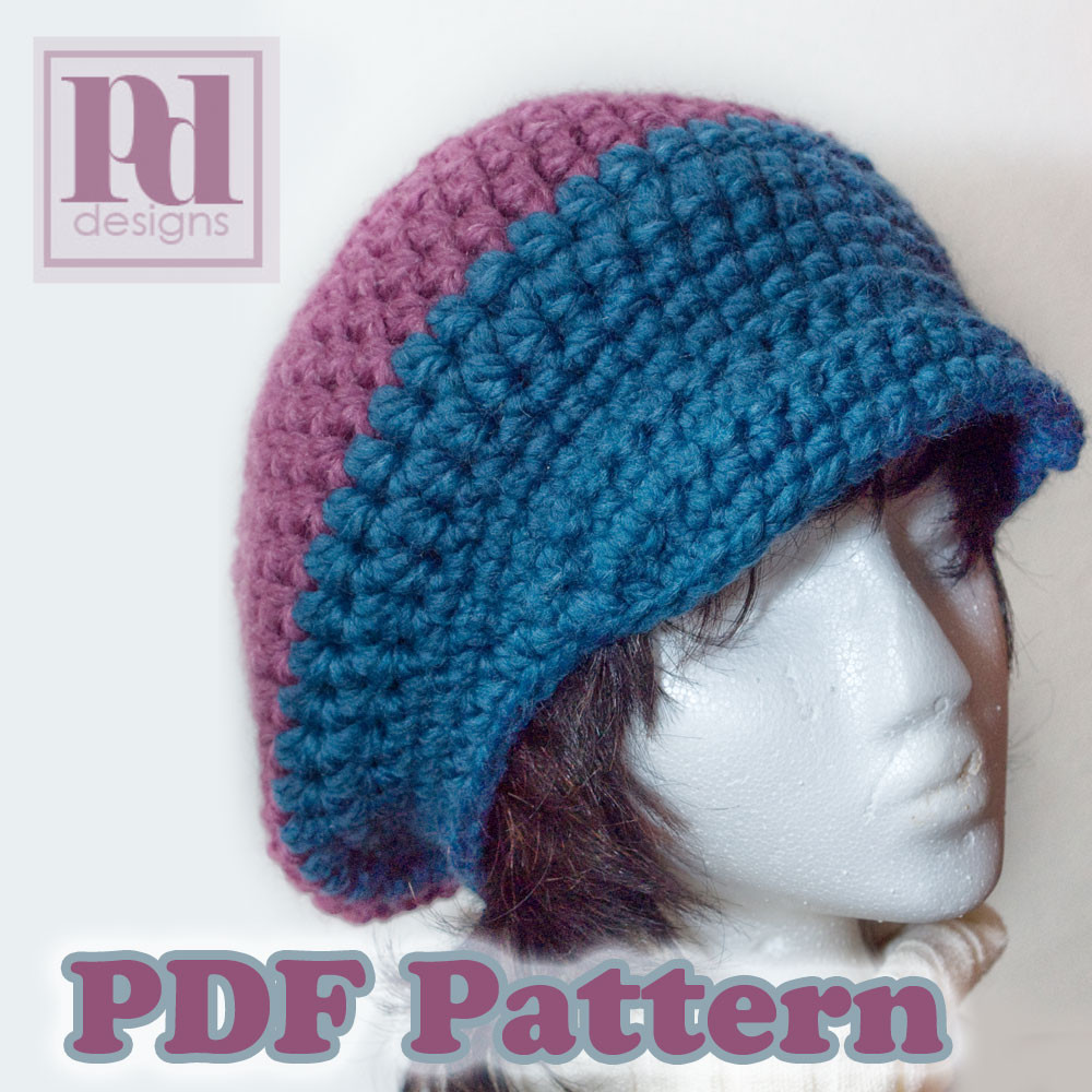 New My Crochet Part 240 Crochet Hat with Brim Free Patterns Of Incredible 49 Ideas Crochet Hat with Brim Free Patterns