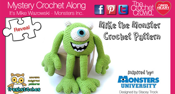 New Mystery Crochet Along with Mikey who S In Your Closet Mikey Crochet Of New 49 Images Mikey Crochet