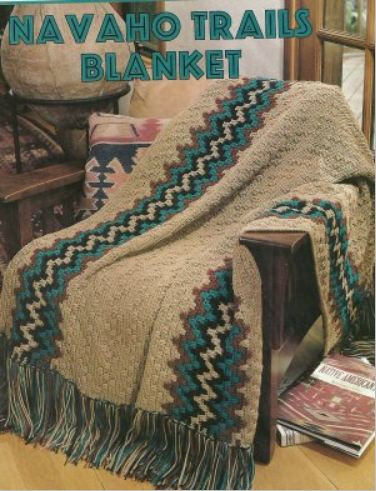 New Navajo Afghan Crochet Pattern Free Dancox for Navajo Crochet Pattern Of Perfect 48 Pics Navajo Crochet Pattern