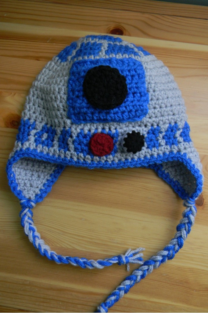 New Nesting Sticks Crocheted R2d2 Earflap Hat Pattern Earflap Hat Crochet Pattern Of Wonderful 43 Images Earflap Hat Crochet Pattern