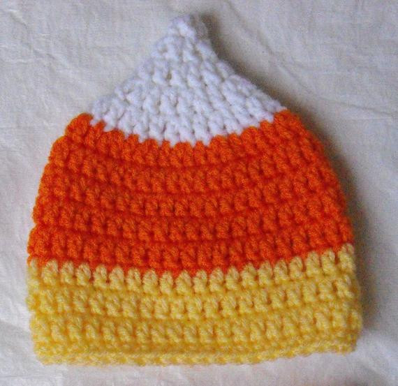 New Newborn Candy Corn Crochet Hat Candy Corn Hat Of Incredible 42 Pictures Candy Corn Hat