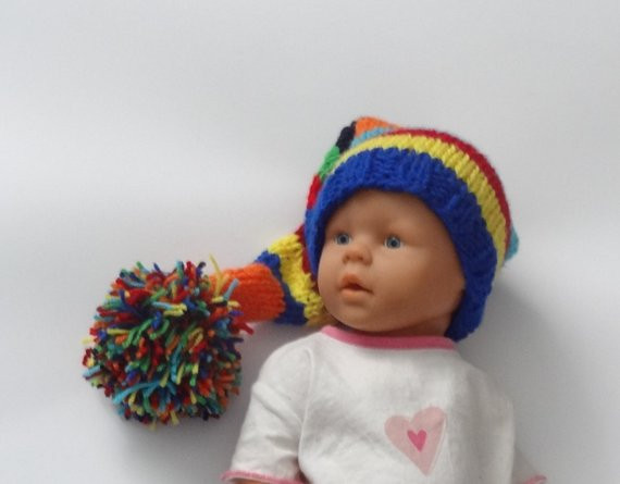 New Newborn Prop Baby Elf Hat Gnome Hat by Baby Elf Hat Of Lovely 47 Ideas Baby Elf Hat