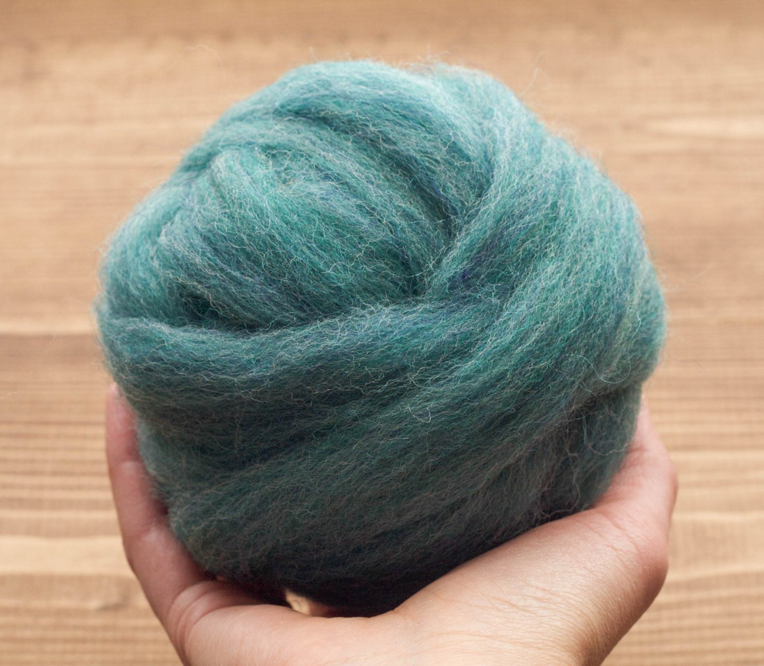 New Ocean Wool Roving for Needle Felting Wet Felting Weaving Wool Roving Yarn Of Awesome 40 Pictures Wool Roving Yarn
