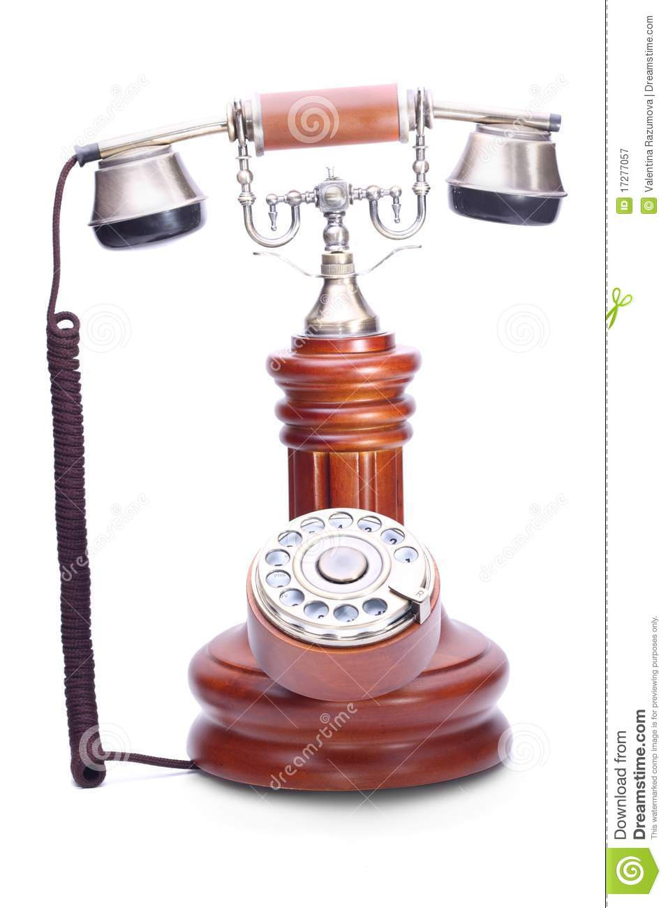 New Old Fashioned Rotary Dial Phone Stock Image Image Old Time Phone Of Great 44 Models Old Time Phone