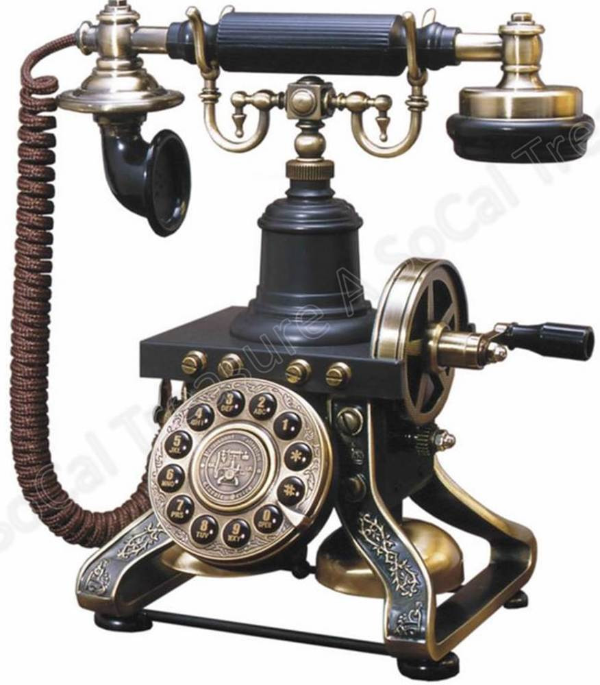 New Old Style Phone Telephone Antique Phone Rotary Style Old Time Phone Of Great 44 Models Old Time Phone