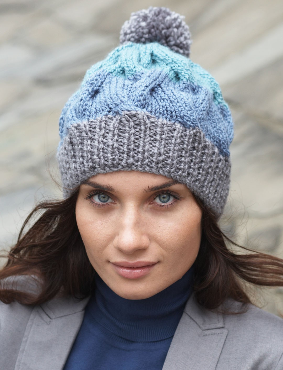 New Patons Striped Cable Hat Knit Pattern Cable Knit Hat Of Fresh 40 Pics Cable Knit Hat
