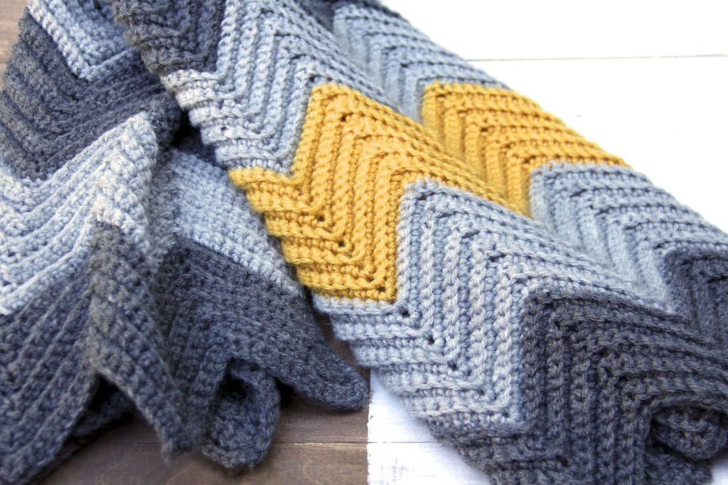 New Pattern Chevron Zig Zag Baby Blanket Pattern Zig Zag Crochet Afghan Pattern Of New 43 Pics Zig Zag Crochet Afghan Pattern