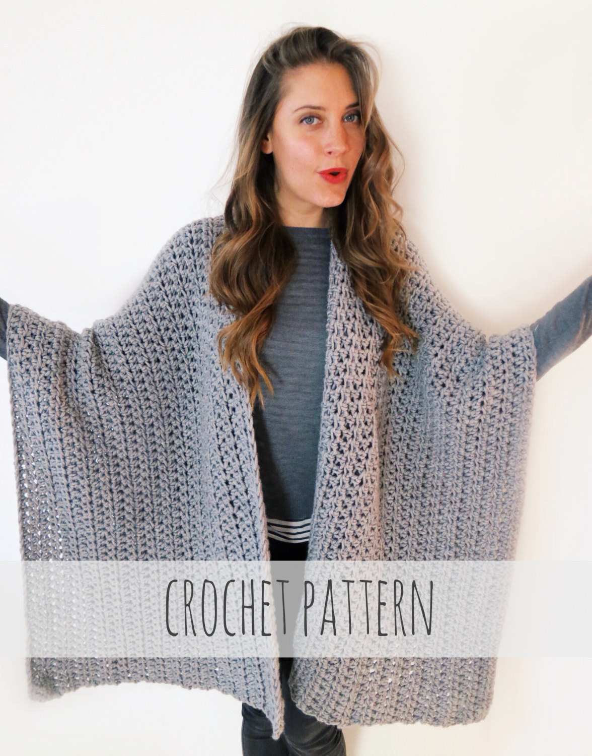 New Pattern for Blanket Poncho Crochet Wrap Cape Cardigan Ruana Crochet Poncho Sweater Of Innovative 44 Pictures Crochet Poncho Sweater