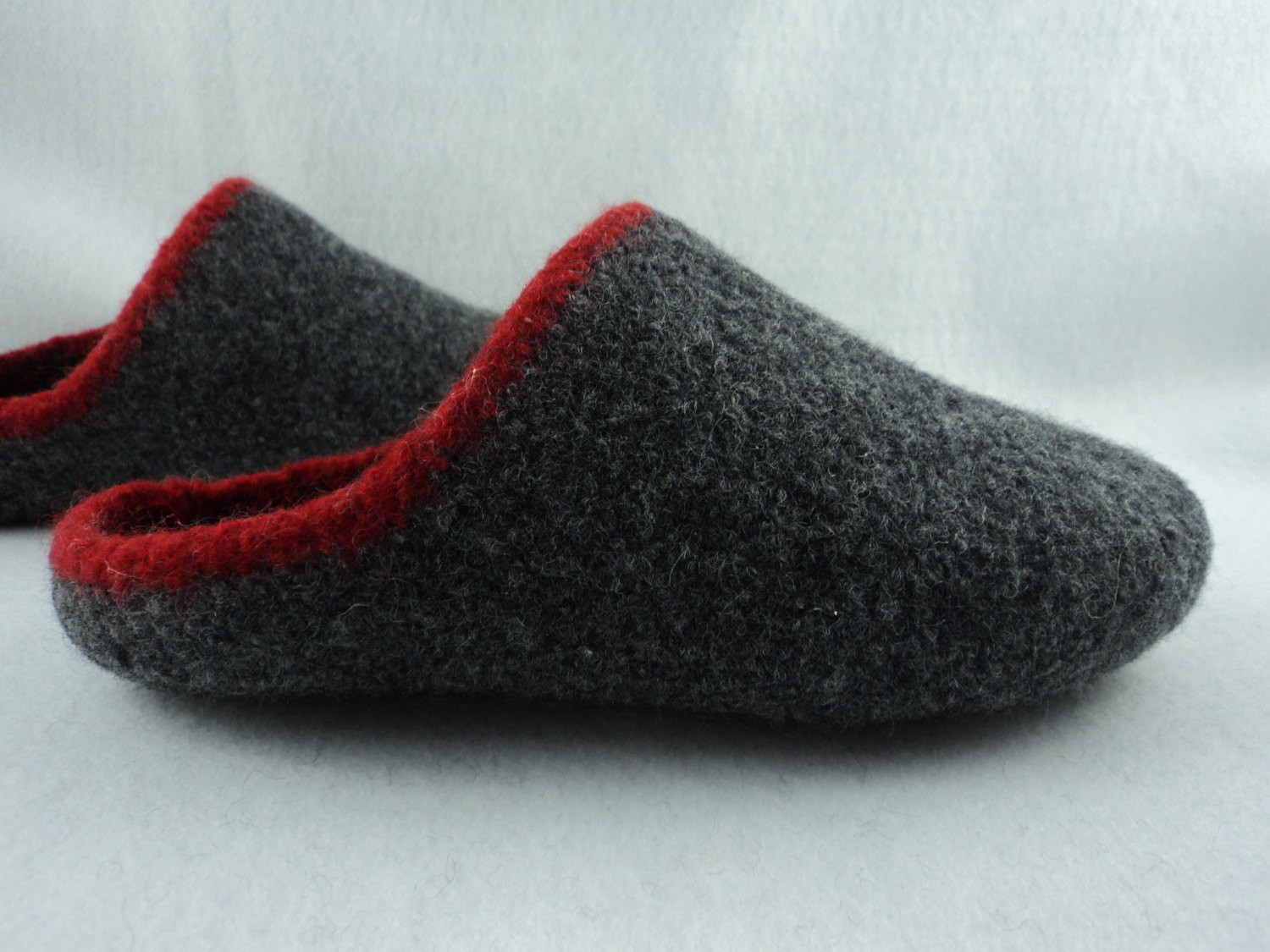 New Pdf Mens Scuff Slippers Felted Wool Knitting Pattern Mens Knitted Slippers Of Incredible 44 Pictures Mens Knitted Slippers
