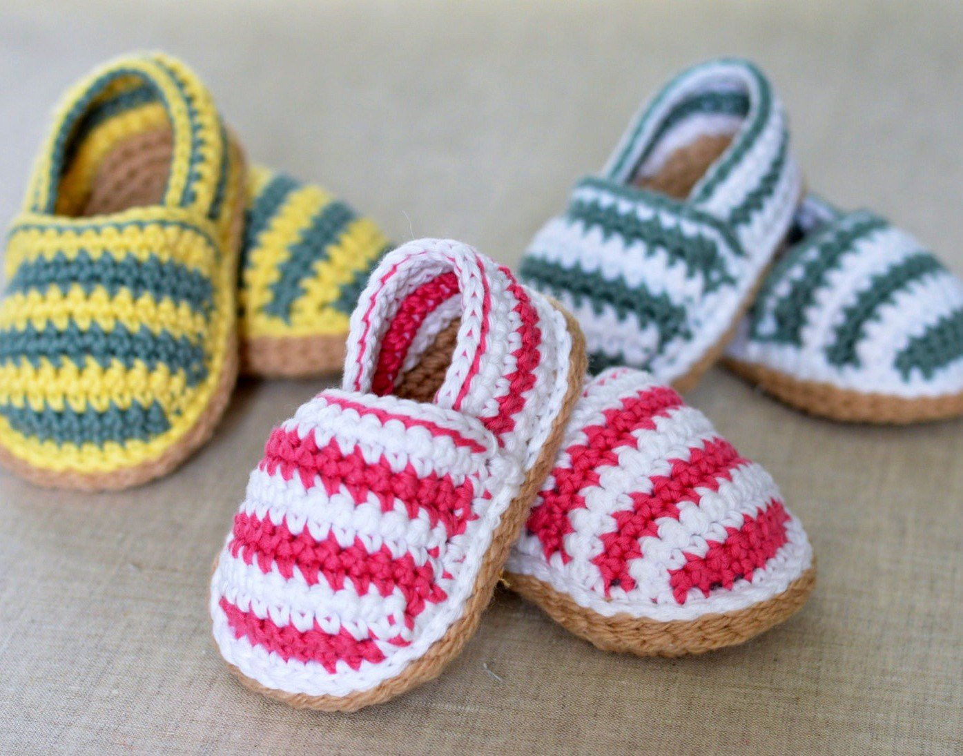 New Pdf Pattern Stripy Espadrille Shoes American and English Crochet Espadrille Of Lovely 49 Images Crochet Espadrille