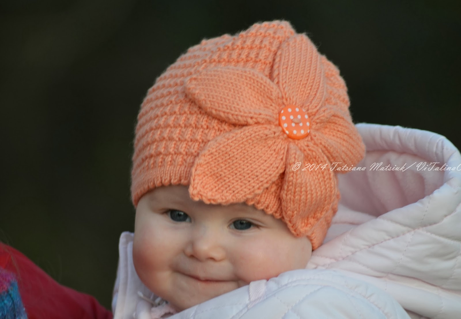 New Peach Flower Baby Hat Knitting Pattern Knitted Hats for toddlers Of Attractive 49 Images Knitted Hats for toddlers